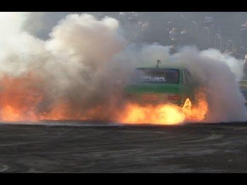 The Mayhem from Burnout Mania 2012