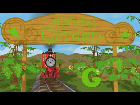 Desene animate - Litera G - Limba engleza