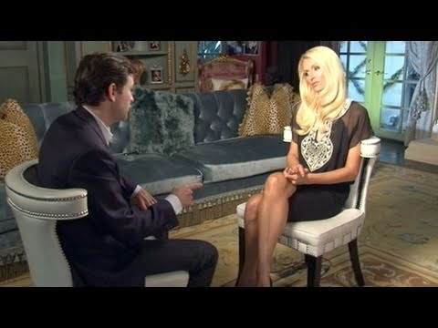 Paris Hilton Walks Out on ABC Interview Focused on Stalker, Career and Personal Life (07.20.11) klip izle