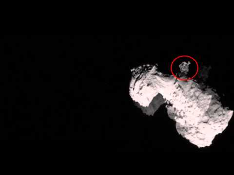 Rosetta Discoveries #4 - Going Into Orbit in Slow Motion - Strange Knotty Nucleus
