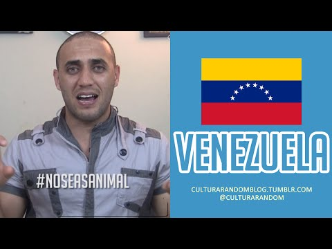 Países random - Venezuela