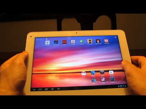 Cube U30GT2 Android tablet review (RK3188 quad-core. 1920 x 1200 display)