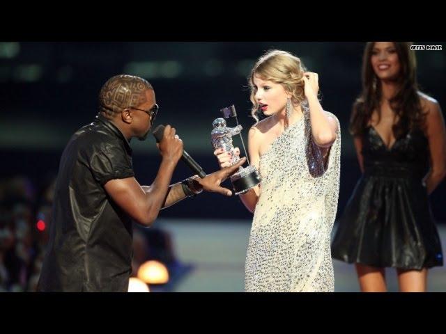 Kanye, Taylor,
