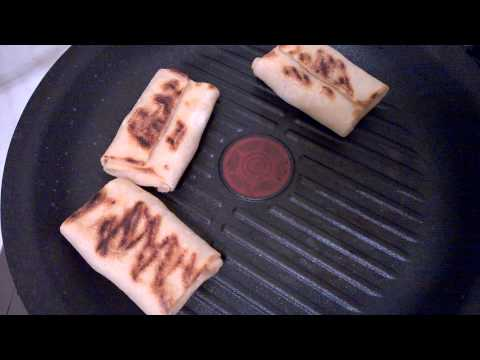 Как пожарить без масла - видео