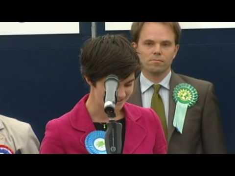 New Tory MP Chloe Smith on Norwich North victory