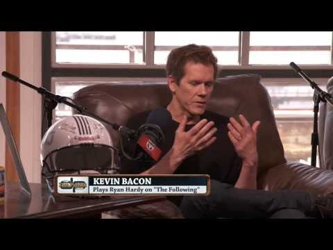 Kevin Bacon on the Dan Patrick Show (Full Interview) 1/29/14