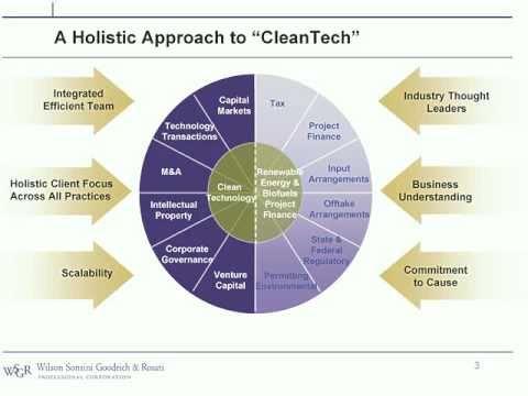 CleanTech Finance, Venture Capital & Green Investment - Bob O'Connor