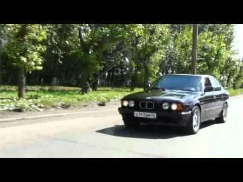 BMW Club Kirov, E34 kad новыи звук_Encoded.avi.