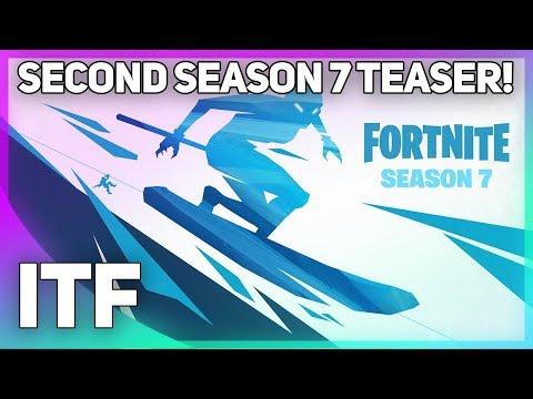 Second Season 7 Teaser Analysis Fortnite Battle Royale