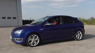 Ford Focus ST Launch, amazing sound
