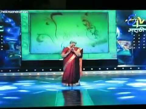 Asha Deshpande : Gaurav Maharashatracha 17 Dec 2012 Episode