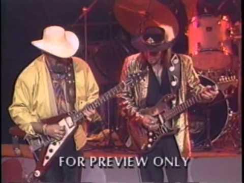 SRV&Lonnie Mack - Live 1986