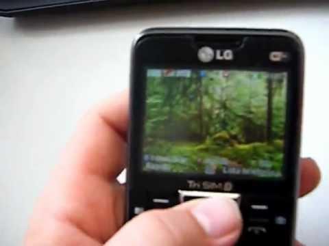 LG C333 Review Tri SIM