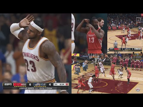 NBA LIVE 15 GAMEPLAY! Will this be a GOOD Basketball Game?
