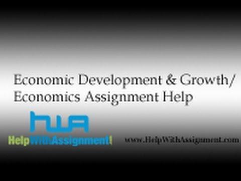 Economics Homework Help - Assignment Help