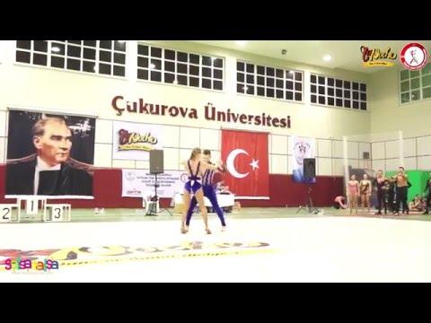 Emek & Büşra - A Klas Üçüncüleri - Tdsf Adana 2.Etap Salsa Yarışması - 2016