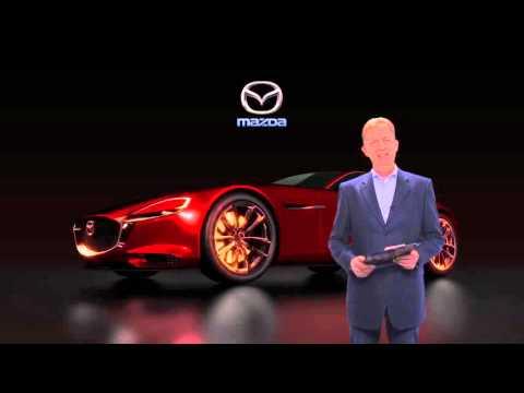 Поздравление компании Джейкар от Президента Mazda Motor Rus Йорга Шрайбера.