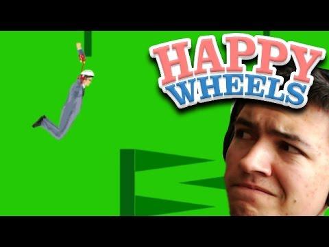 Happy Wheels - MOST POPULAR LEVELS!! - Happy Wheels Top 3 Levels