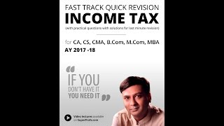 Fast Track Quick Revision Tax Deducted at Source