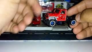 FB custom hot Wheels #amigoshotwheels Jipe