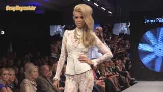 Sexy fashion show - Jana Pistejova 2013