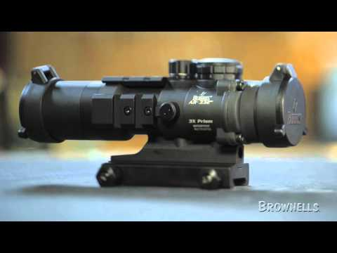 Brownells - Burris AR-332 Prism Sight