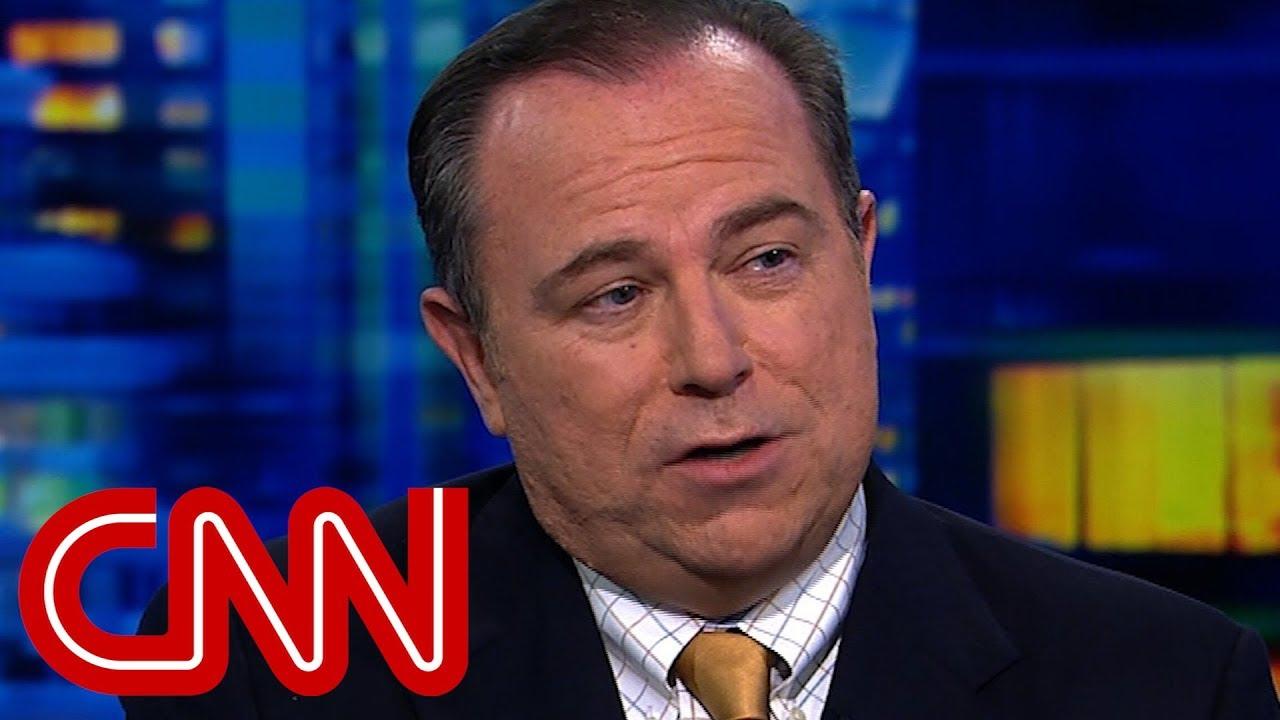 Ruddy: Wolff never interviewed Trump