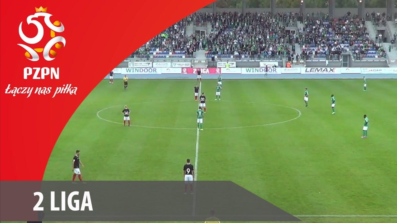2 Liga: Magazyn skrótów (11. kolejka)