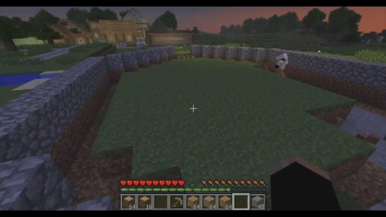 Saison 1 pisode 1 construction d 39 une ville sur minecraft en multijoueu - Video de minecraft construction d une ville ...