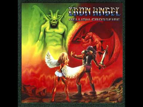 Iron Angel - Rush Of Power