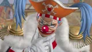 One Piece- Pirate Warriors 2 Coming to the West (trailer)
