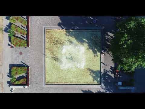 FlightVision (Dron Zielona Góra) - Fontanna Westerplatte 4K