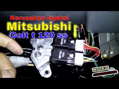 ENGINE MITSUBISHI COLT T 120 SS MULTI POINT INJECTION