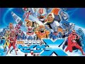 Sazer X The Movie Star Warrior Fight(Subtitle Indonesia)