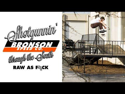 Shotgunnin' Thru The South RAW AF w/ Dakota, Dylan & Blake