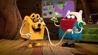 HAPPY MEAL COMMERCIAL HD | Adventure Times