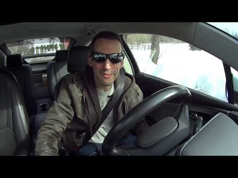 Chevy Volt Behind the Wheel In Depth Electric Car Review