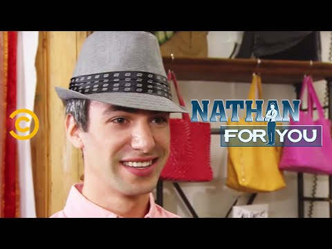 Nathan For You: Shoplifting Part 1.