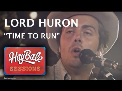 Lord Huron - Time To Run (Live @ Bonnaroo, 2013)