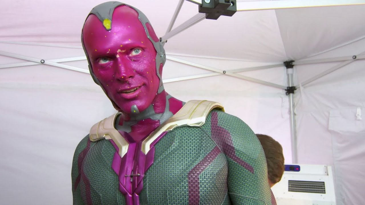 """Marvel's Avengers: Age of Ultron - """"Designing Vision"""" Blu-ray Bonus Feature"""