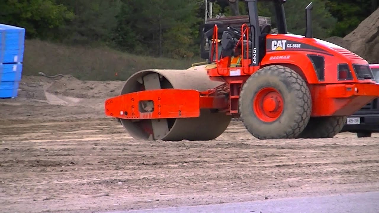 Big Lots Toys For Boys : Small dozer levelling a lot big boys toys youtube