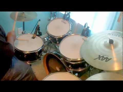 Johnny Copeland - Down on Bended Knee (Drum Cover)