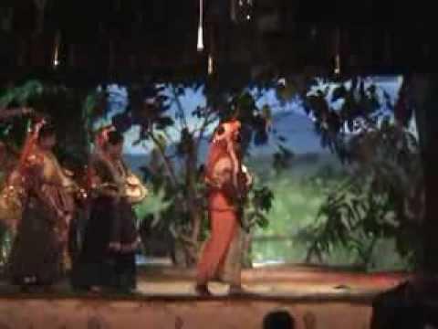 Shri Krishna Raslila, Ananya Dutta, Deepika, Gopis, Maha Rakh 2013, Joysagar, Video-1 video