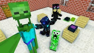 Download Song MONSTER SCHOOL : BREWING ENDERMAN - MINECRAFT ANIMATION Free StafaMp3