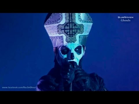 """Ghost - Square Hammer """"Unofficial Video"""" 2017.(HD)"""