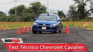#TestTécnico Chevrolet Cavalier