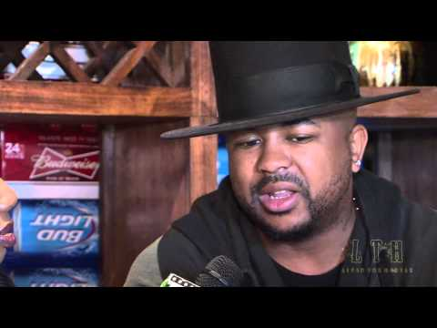 [VIDEO] The-Dream 'Crown' Release Interview