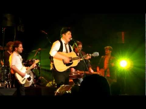 Mumford&Sons ft. Dawes and Jerry Douglas - Awake My Soul [HD] 3/8/12