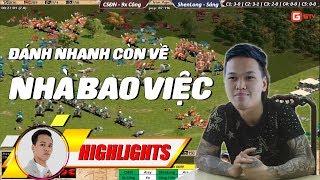 AoE Highlights | Phút 22 Kích 4 - Chim Sẻ Đi Nắng Khiến Shenlong và Người Trung Hà Mồm