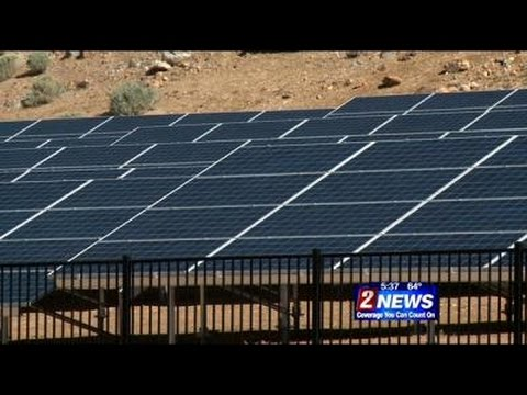 4/16 - 5:30pm - NV Energy Accused of Stifling Solar